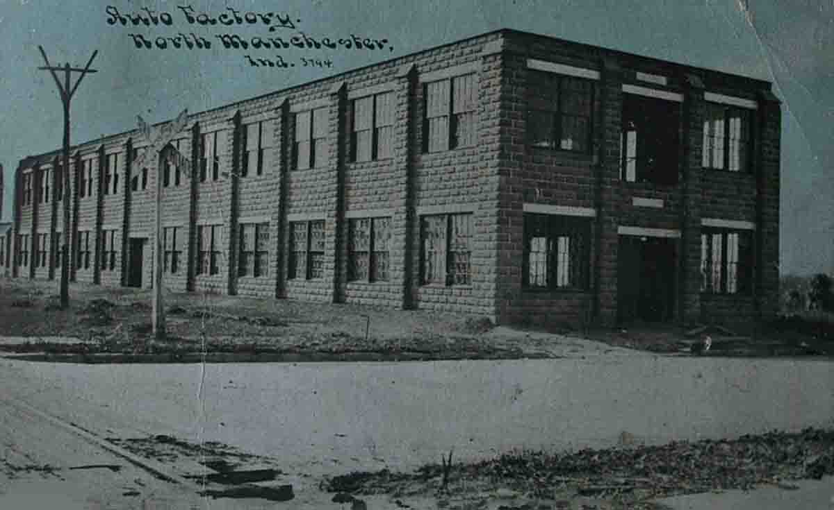 DeWitt Automobile Factory